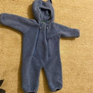 L. L, Bean fleece coverall